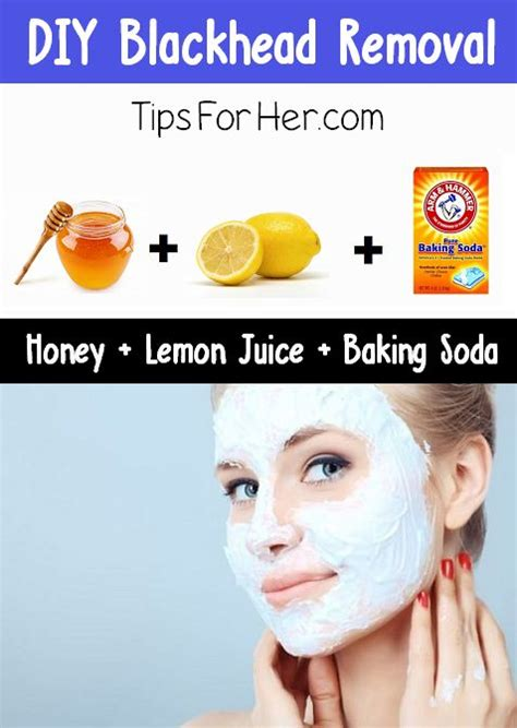 best diy mask for blackheads 15 tips with honey pretty designs