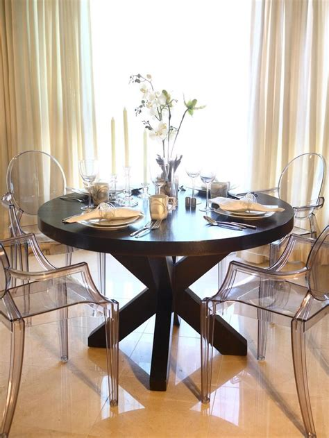 clear dining room table best 25 ghost chairs ideas on pinterest ghost chairs