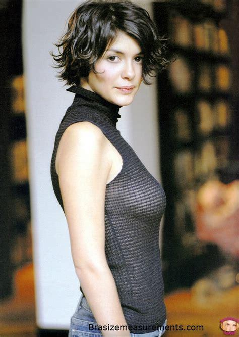model rambut audrey toutou audrey tautou body measurements and net worth celebrity