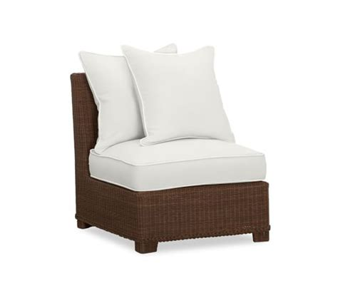 Outdoor Cushion Slipcovers Sale Palmetto Outdoor Furniture Replacement Cushions Pottery Barn