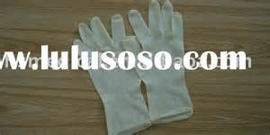 Lm 3gram examination powdered gloves examination