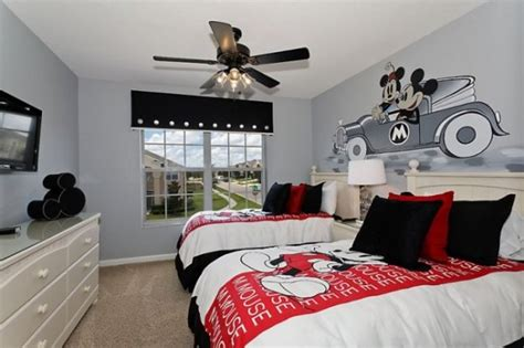 mouse in the bedroom mickey room ideas design dazzle
