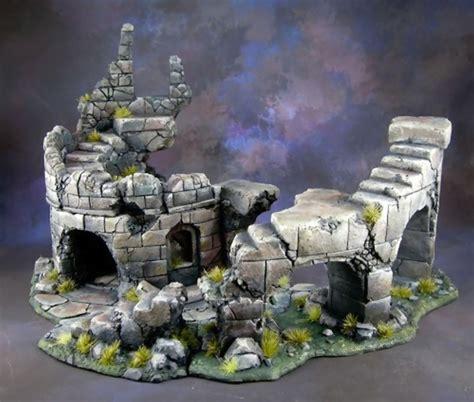 Decor Warhammer by Warhammer Quest Mordheim Decor Tour En Ruine En 4