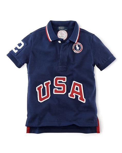 Polo Boy Usa ralph childrenswear boys usa polo sizes 4 7 bloomingdale s