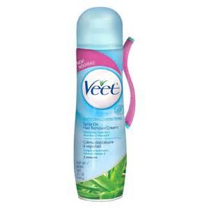 Veet spray on hair removal cream sensitive formula review