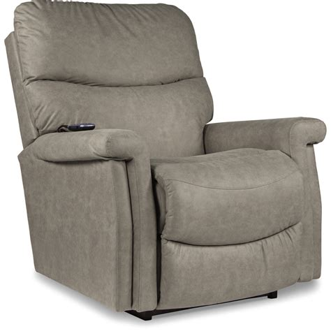 lazy boy massage heat recliner baylor powerreclinexr 174 reclina rocker 174 recliner w two