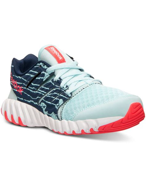 finish line athletic shoes reebok s twistform running sneakers from finish line