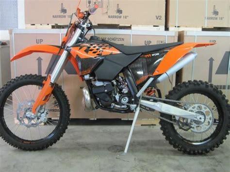 2009 Ktm 250xc Buy 2009 Ktm 250 Xcw Dirt Bike On 2040 Motos