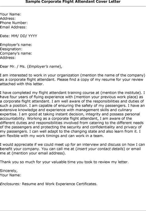 contoh application letter flight attendant 16 best and tips for yacht crew and flight