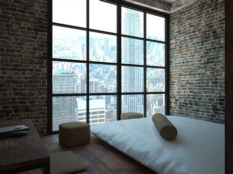 Industrial Bedroom by Industrial Bedroom 3d Model Max Cgtrader