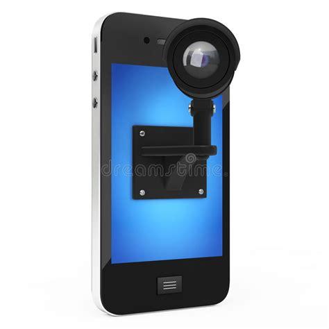 videosorveglianza mobile telefono cellulare con la videosorveglianza di