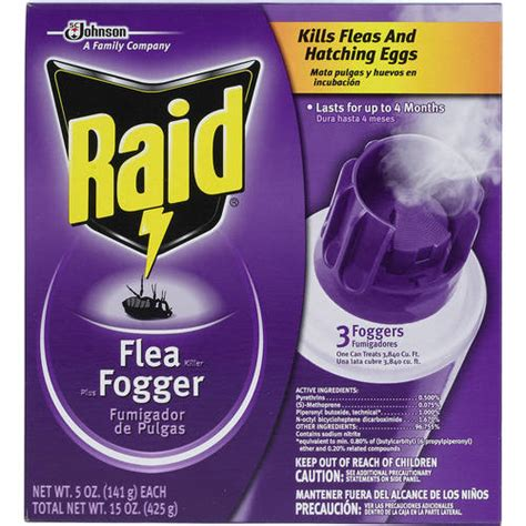 raid bed bug fogger raid flea kill plus fogger raid flea killer plus fogger autos post