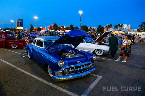 Viva Las Vegas by Rockabilly Weekend Viva Las Vegas Fuel Curve