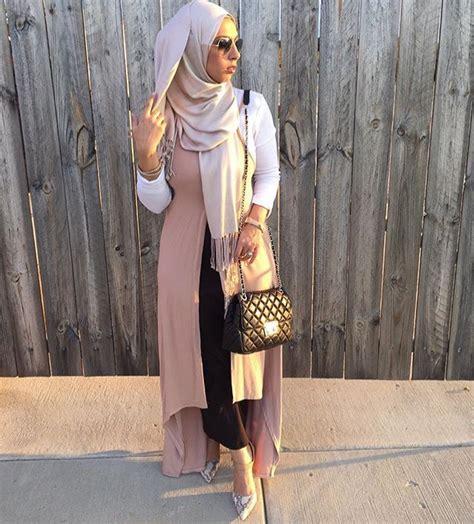 Dress Casual Muslimah Ramsha Dress Katun Ima 1 thesamaras muslimah fashion style