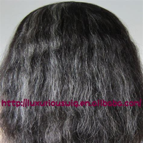 gray hair pieces for american african american wigs water wave 5 short hairstyle 2013