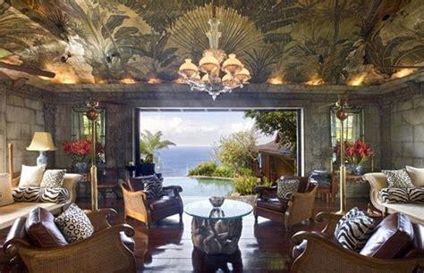 casa ai caraibi il tranquillo rifugio costruito per david bowie ai caraibi