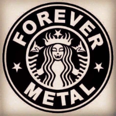 Starbucks Logo Meme - we searched metal on instagram and found the best memes