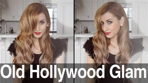 old hollywood glamour hairstyles tutorial old hollywood glamour hairstyles tutorial maxresdefault jpg