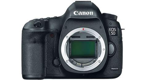 canon eos list canon eos 5d iv spec list cr1