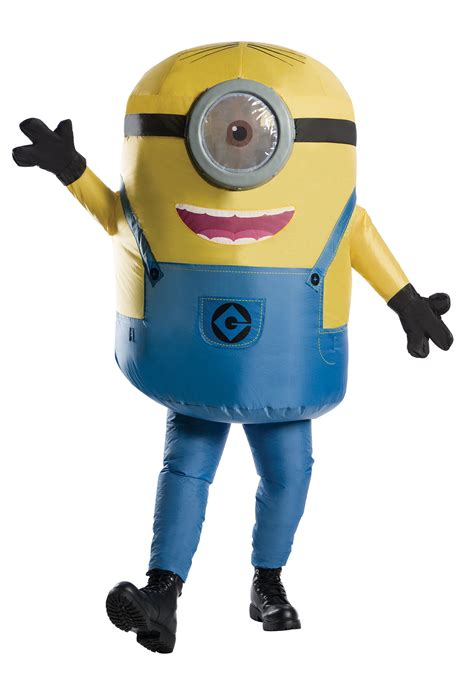 minion bounce house inflatable minion stuart costume for adults