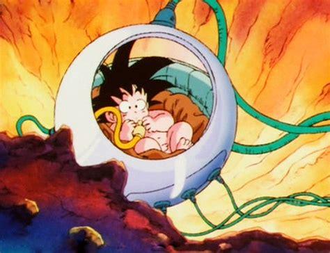 Imagenes De Goku Recien Nacido | hoy 60 a 241 os atras nac 237 a una leyenda de los cielos taringa
