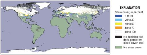 snow cover map world usgs professional paper 1386 a figure gallery 3 figure 6