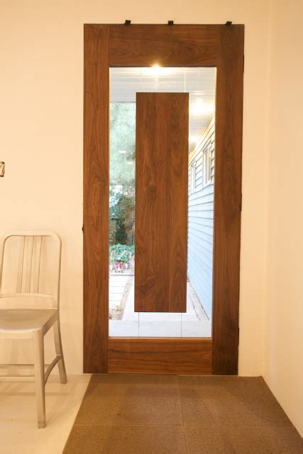 modern glass door new modern entry door livemodern your best modern home