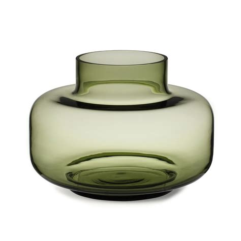 marimekko green urna vase marimekko vases candle holders