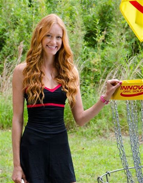 hot female disc golfers holly finley she is also great at disc golf discin