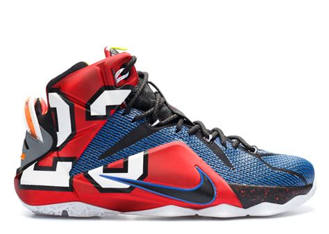 lebron james shoes lebron 12 se quot what the lebron quot nike 802193 909 multi