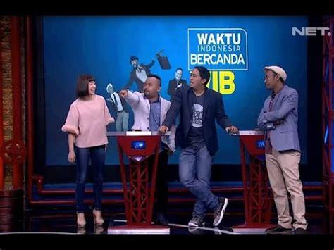 Mancing Emosi waktu indonesia bercanda berpacu dalam emosi emang