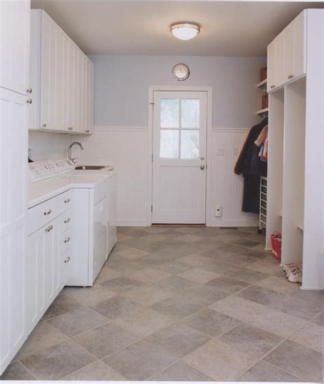 mudroom floor ideas let the in the laundry mudroom traditional