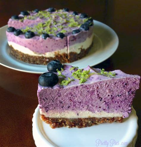 The Harvest Mix Fruit Cheesecake Portion blueberry lime cheesecake pretty pies