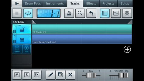 apk fl studio fl studio mobile v 1 0 5 apk data