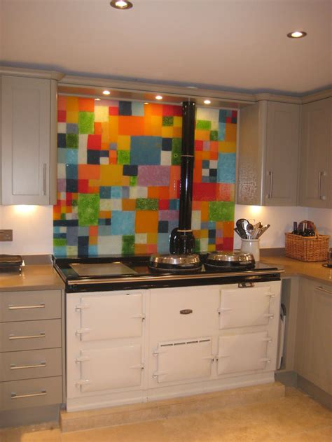 kitchen splashback tiled splashbacks four walls love