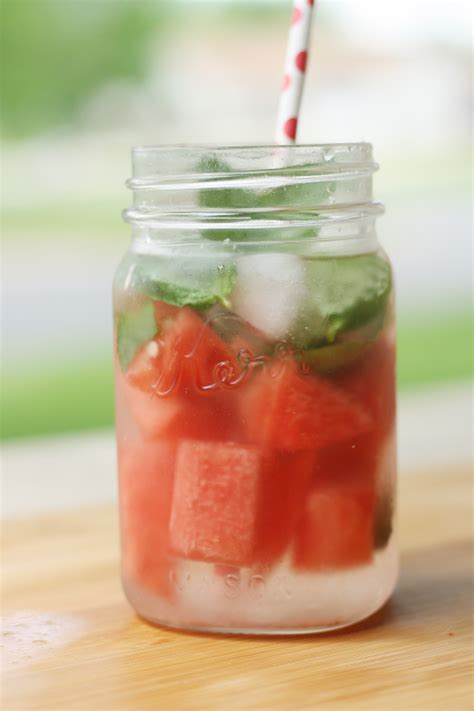 Watermelon Lime Detox Water by 29 Refreshing Flavored Waters How Does She