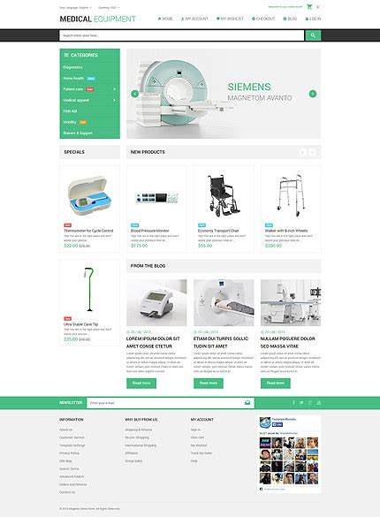 template 53806 ensegna themes