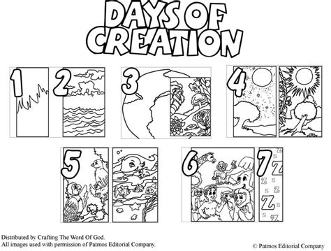 coloring page creation creation 171 crafting the word of god