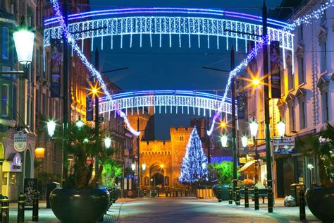 Christmas Lights Cardiff Decoratingspecial Com Lights Cardiff