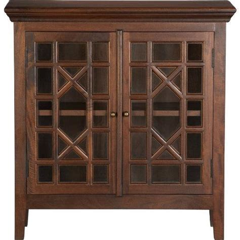 garnet cabinet crate and barrel