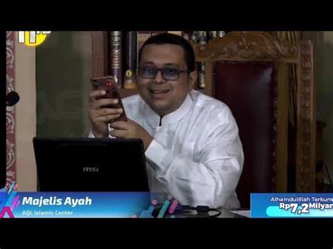 Ayah Zaman Now majelis ayah januari 2018 ust haikal hasan ringtone