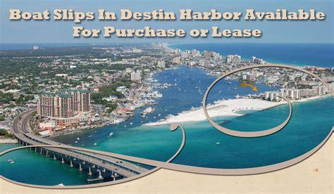 boat slip for sale destin florida destin boat slip