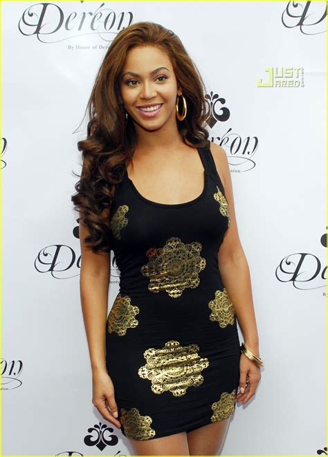 Beyonce Solange And Tina Launch The Dereon Juniors Line In Canada by Beyonce Launches Dereon For Juniors Photo 532611
