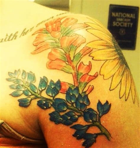 indian paintbrush tattoo best ideas about bluebonnet indian bluebonnet and