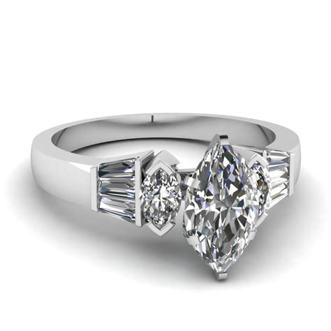 Marquise Ring by The Most Beautiful Wedding Rings Marquise Wedding