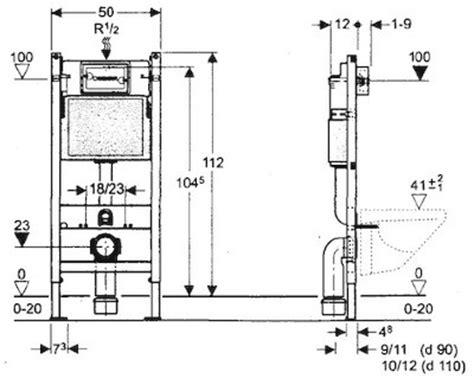 cassetta wc per cer b 226 ti support geberit duofix basic 112 cm spk up100