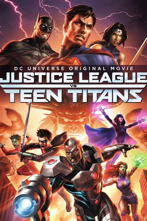 film justice league streaming ita film justice league vs teen titans 2016 en streaming vf