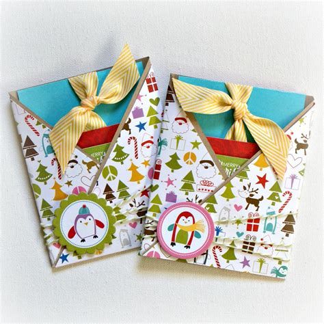 other christmas gift card holders
