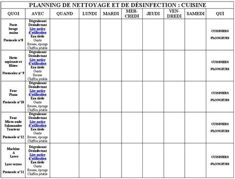 plan cuisine collective plan de nettoyage cuisine collective ohhkitchen plan de