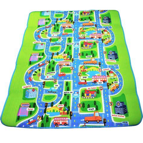 Sale Baby Shop Playmat Traffic 3008 0 5 cm thick town city traffic baby crawling mat foam
